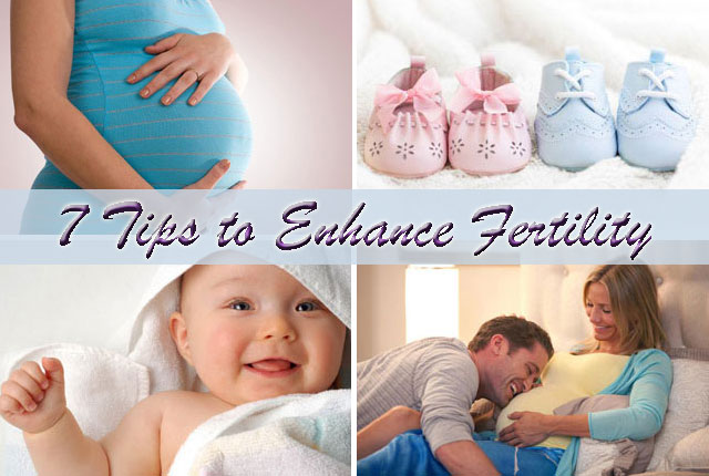 tips to enhance fertility